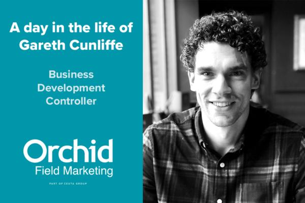 Gareth Cunliffe Orchid Field Marketing
